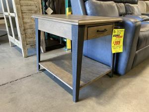 Butler Wood Rect End Table