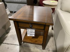 Cross Country End Table