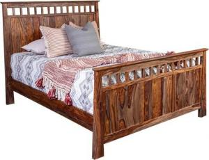 Kalispell Harvest Queen Bed