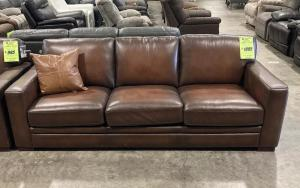 Chatsworth Leather Sofa