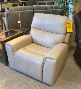 Jarvis Leather Power HR Recliner