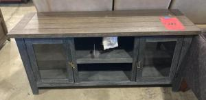 "Eastport 58"" Console w/ Doors"