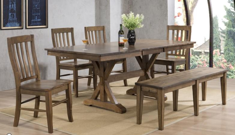 Carmel 6 PC Dining Set