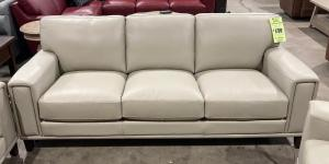 Harper Leather Sofa