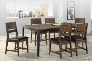Maxwell 7 PC Dining Set